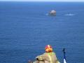 Kap Finisterre (Ende der Welt) erreicht