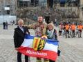 Santiago de Compostela erreicht - Mit Eltern